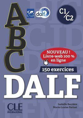 ABC DALF C1-C2 + CD AUDIO + LIVRE WEB