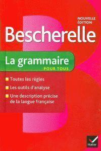 BESCHERELLE - GRAMMAIRE