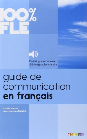 GUIDE DE COMMUNICATION EN FRANCAIS LIVRE MP3