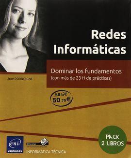 PACK REDES INFORMÁTICAS (2 VOLS)