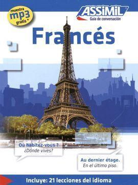 FRANCÉS:  GUÍA DE CONVERSACIÓN