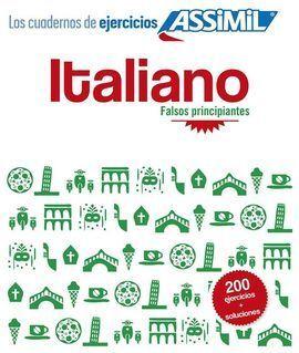 CUADERNO DE EJERCICIOS: ITALIANO