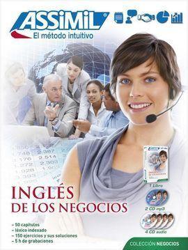 INGLES DE LOS COMERCIOS PACK + 4 CD