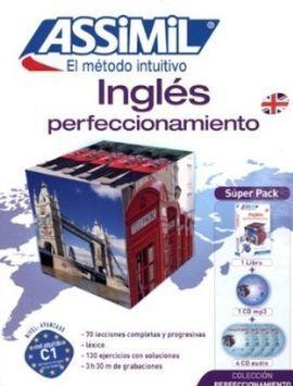 INGLES PERFECCIONAMIENTO SUPER PACK