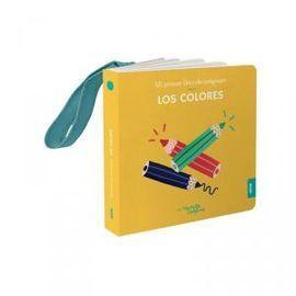 LIBRO COLGADOR CUNA, LOS COLORES