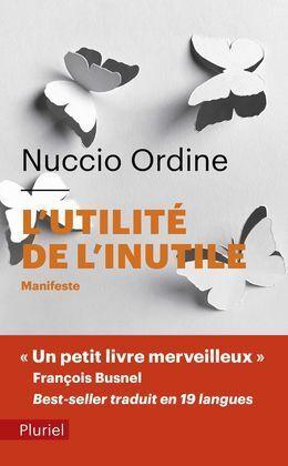 L'UTILITÉ DE L'INUTILE