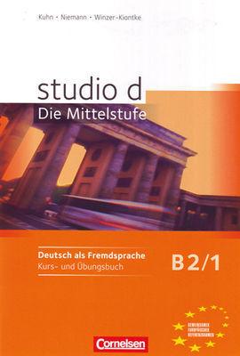STUDIO D B2/1: KURS- UND ÜBUNGSBUCH
