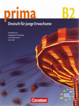 PRIMA B2: SCHÜLERBUCH