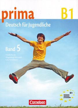 PRIMA B1 BAND 5 LIBRO ALUMNO