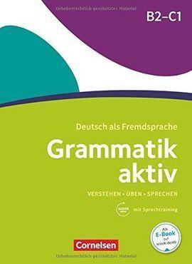 GRAMMATIK AKTIV B2-C1, M. AUDIO-CD