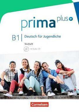 PRIMA PLUS B1 TESTHEFT + CD