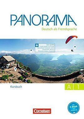 PANORAMA A1 LIBRO DE CURSO