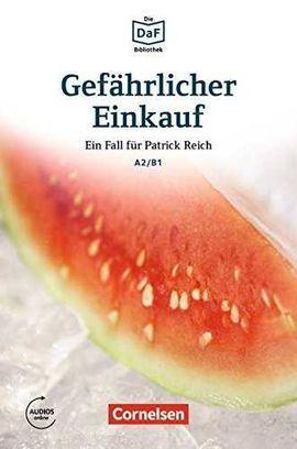 GEFÄHRLICHER EINKAUF A2-B1 + AUDIO ONLINE