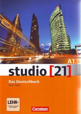 STUDIO 21. BAND 1. LIBRO DE CURSO Y EJERCICIOS + DVD