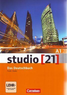 STUDIO 21. BAND 2. LIBRO DE CURSO Y EJERCICIOS + DVD