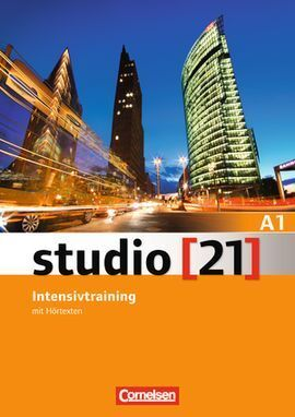 STUDIO 21. LIBRO DE EJERCICIOS CON AUDIO CD