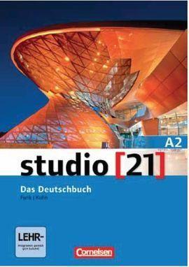 STUDIO (21)A2 (LIBRO DE CURSO CON EJERCICIOS)