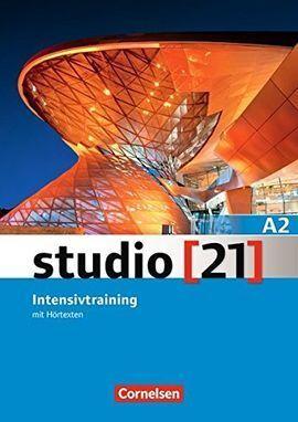 STUDIO 21. A2 INTENSIVTRAINER MIT AUDIO CD