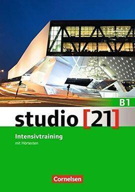 STUDIO 21 B1 LIBRO DE EJERCICIOS (INCLUYE CD)