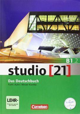 STUDIO 21 DAS DEUTSCHBUCH B1/2 KURS- UND ÜBUNGSBUCH MIT DVD-ROM