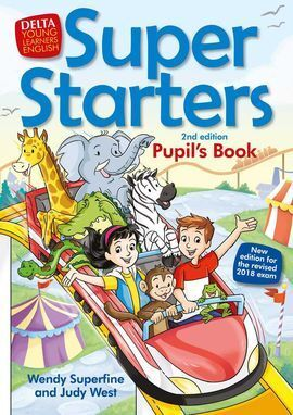 YOUNG LEARNERS ENG SUPER STARTERS AL 2ED