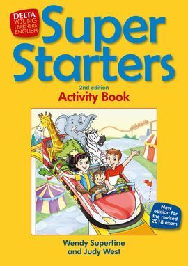 YOUNG LEARNERS ENG SUPER STARTERS EJ 2ED
