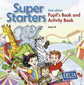 YOUNG LEARNERS ENG SUPER STARTERS CD 2ED