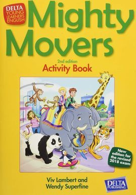 YOUNG LEARNERS ENG MIGHTY MOVERS EJ 2ED