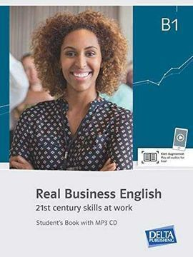 REAL BUSINESS ENGLISH B1 ALUM+MP3 CD