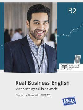 REAL BUSINESS ENGLISH B2 ALUM + MP3 CD