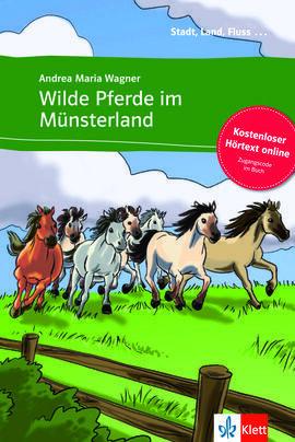 WILDE PFERE IM MUNSTERLAND LIBRO Y AUDIO DOWNLOAD