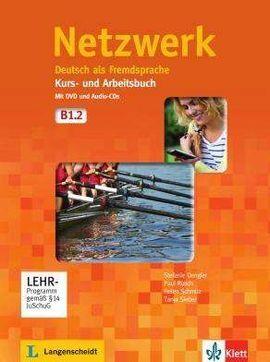 NETZWERK B1-2 ALUMNO+EJERCICIOS+2CD+DVD