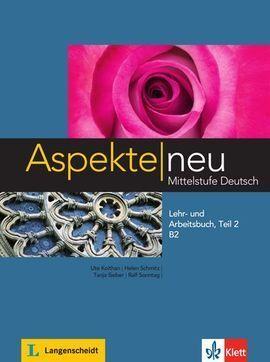 ASPEKTE NEU B2 TOMO 2 ALUM+EJER+CD