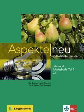 ASPEKTE NEU C1 TEIL 2. ALUMNO + EJERCICIOS + CD