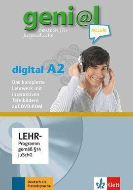 GENIAL KLICK A2 APLICACION DIGITAL DVD-R