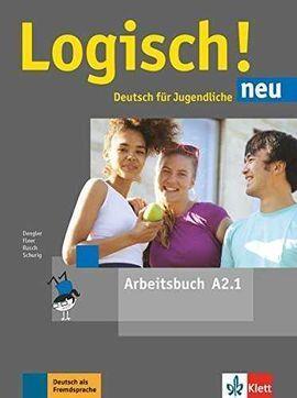LOGISCH! NEU A2.1, LIBRO DE EJERCICIOS CON AUDIO ONLINE