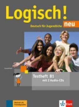 LOGISCH NEU B1 LIBRO DE TESTS + CD
