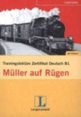 TRAININGSLEKTÜRE ZERTIFIKAT DEUTSCH MÜLLER AUF RÜGEN, LIBRO + CD
