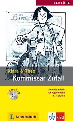 KOMMISSAR ZUFALL+CD LEKT2