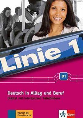LINIE 1 B1 DIGITAL DVD