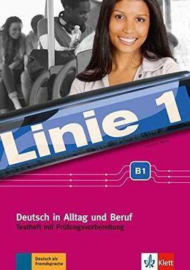 LINIE 1 B1 TESTHEFT