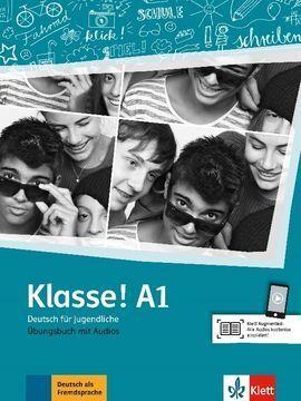 KLASSE! A1, LIBRO DE EJERCICIOS CON AUDIO