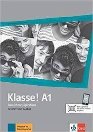 KLASSE! A1 TESTHEFT + AUDIO ONLINE