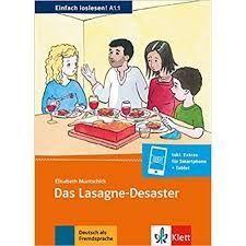 DAS LASAGNE-DESASTER LECTURA A1.1