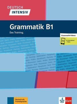 DEUTSCH INTENSIV GRAMMATIKB1 BUCH+ONLINE