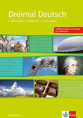 DREIMAL DEUTSCH ARBEITSBUCH AUDIO CD