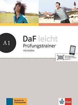 DAF LEICHT A1 PRUFUNGSTRAINER + AUDIO