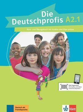 DIE DEUTSCHPROFIS A2.1 ALUM+EJER+MP3