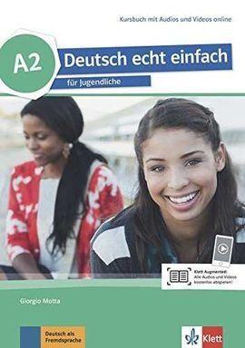 DEUTSCH EINFACH A2 ALUMNO+AUDIO