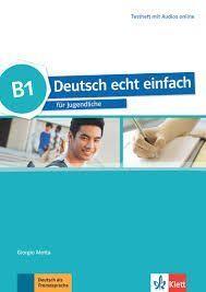 DEUTSCH ECHT EINFACH B1 LIBRO DE TESTS